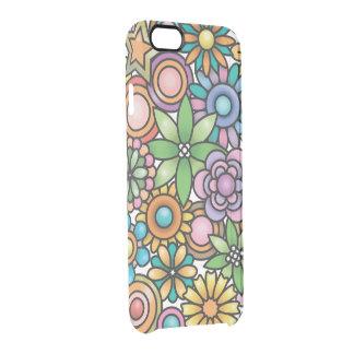 El iPhone 6/6S de la fiesta de jardín despeja el Funda Clear Para iPhone 6/6S