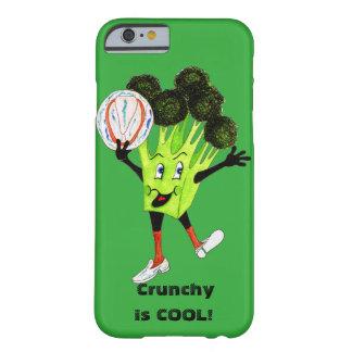 """el iPhone 6"""" bróculi Bruno, nuevo se refresca!"""" Funda Barely There iPhone 6"""
