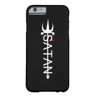 el iphone 6s apoya Cover Style: SATAN Funda Barely There iPhone 6