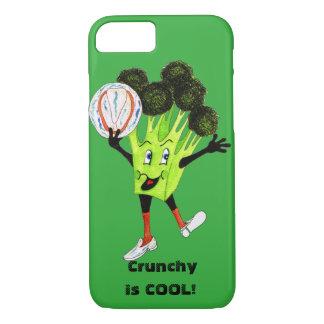 """el iPhone 7"""" bróculi Bruno, nuevo se refresca!"""" Funda iPhone 7"""