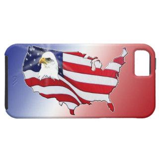 El iPhone de American Eagle encajona el iPhone pat iPhone 5 Cobertura
