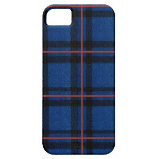 El iPhone de la tela escocesa de tartán de Elliot iPhone 5 Fundas