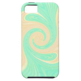 El iPhone de las olas oceánicas encajona 5/5S Funda Para iPhone 5 Tough