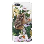 El iPhone del Chipmunk 4 casos (foto) iPhone 5 Coberturas