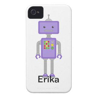 El iPhone del robot encajona el regalo de los Carcasa Para iPhone 4 De Case-Mate