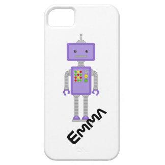 El iPhone del robot encajona el regalo de los Funda Para iPhone SE/5/5s