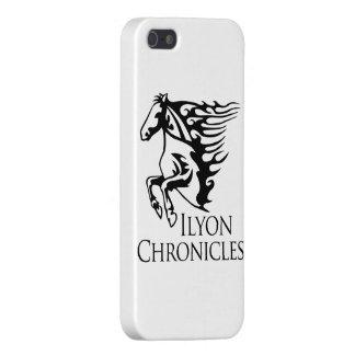 el iPhone Ilyon crónica el caso del caballo iPhone 5 Carcasa