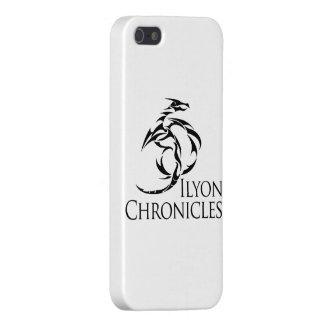 el iPhone Ilyon crónica la caja del dragón iPhone 5 Carcasas