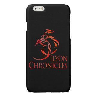 el iPhone Ilyon crónica la caja roja del dragón
