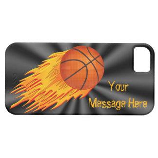 El iPhone más fresco 5 casos para el baloncesto de iPhone 5 Protector