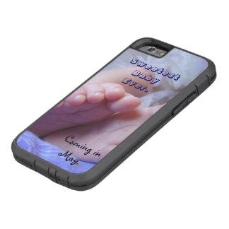 El iPhone nunca que viene más dulce del bebé 6 Funda Para iPhone 6 Tough Xtreme