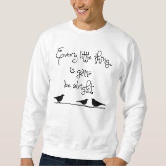 El ir a estar bien pulovers sudaderas