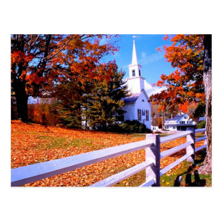 El ir a la capilla del amor postales