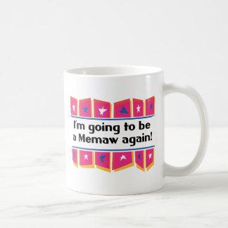¡El ir a ser un Memaw otra vez! Tazas De Café