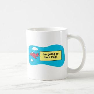 ¡El ir a ser un Pap! Taza De Café