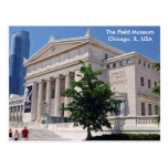 El ir al museo del campo postales