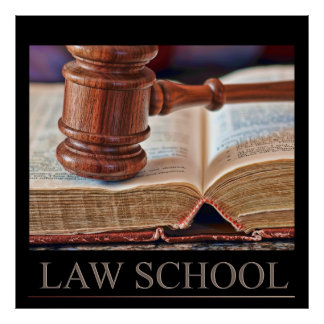 El ir al poster del colegio de abogados