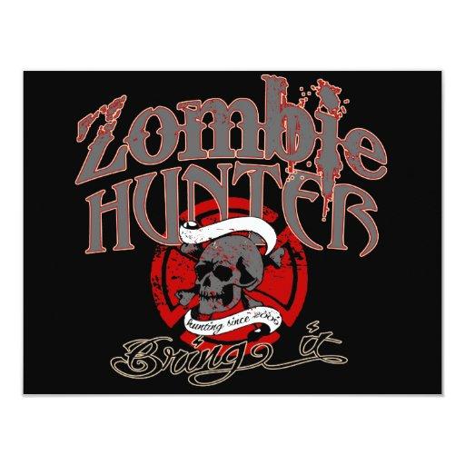 ¡El ir después de zombis! Comunicado