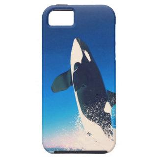 El ir para la orca de la infracción iPhone 5 Case-Mate cobertura