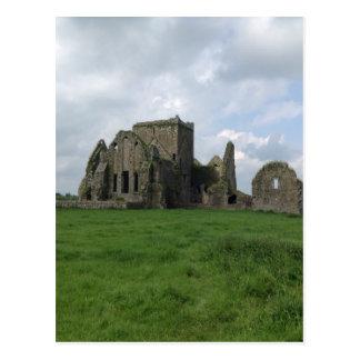 El irlandés de la abadía de Irlanda Hore arruina Postales