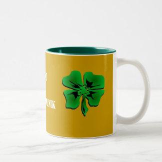el irlandés i era taza borracha