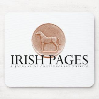 El irlandés pagina Mousepad Tapete De Ratón