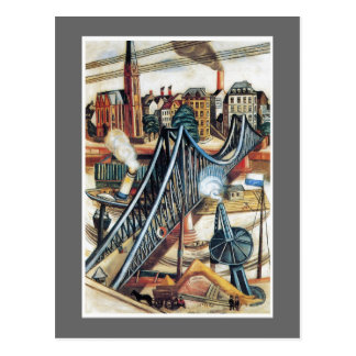 El Ironbridge por Beckmann máximo Postal