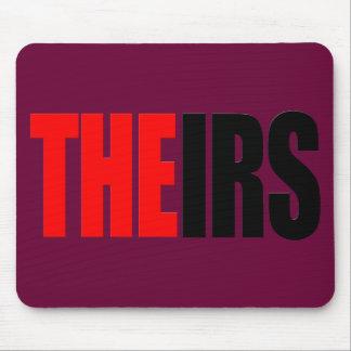 El IRS, EL SUYO camisetas Mouse Pads
