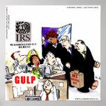 El IRS revisa el poster divertido del IRS
