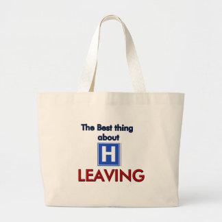 El irse bolsas