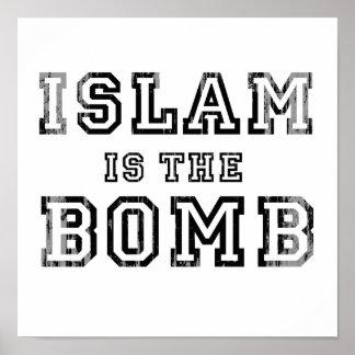 El Islam es la bomba (2) Faded.png Póster