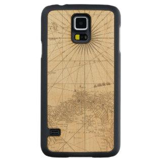 El istmo de Panamá Funda De Galaxy S5 Slim Arce