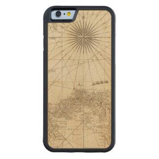 El istmo de Panamá Funda De iPhone 6 Bumper Arce