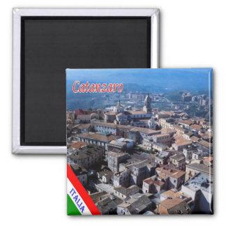 ÉL - Italia - Catanzaro Imán Cuadrado