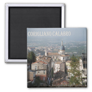 ÉL - Italia - Corigliano Calabro Imán Cuadrado