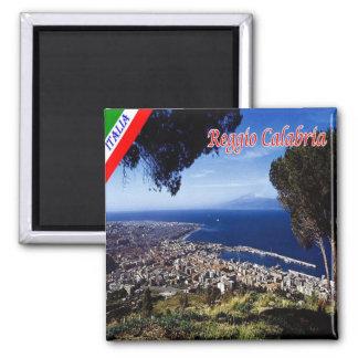 ÉL - Italia - Regio Calabria Imán Cuadrado