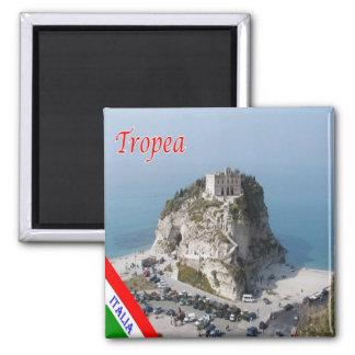 ÉL - Italia - Tropea Imán Cuadrado