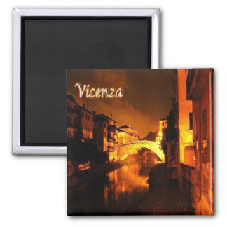 ÉL - Italia - Vicenza - puente San Micaela en la Imán Cuadrado