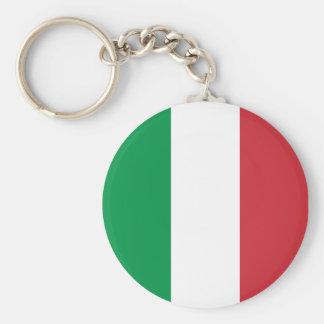 El italiano colorea llavero