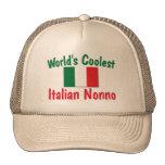 El italiano más fresco Nonno Gorra