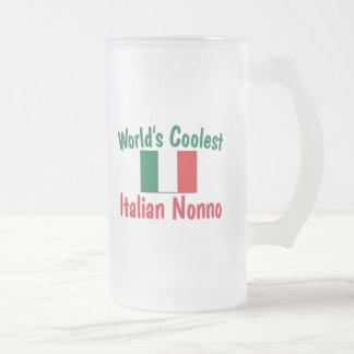 El italiano más fresco Nonno Taza De Café