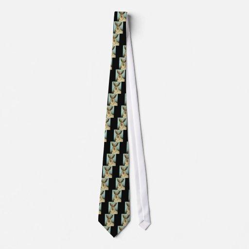 El Jackalope real Corbata Personalizada