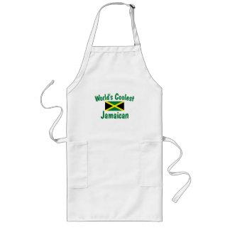 El jamaicano más fresco delantal largo