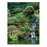 El japonés cultiva un huerto Portland, Oregon Postal