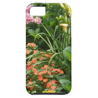 El jardín de Asantes iPhone 5 Carcasas
