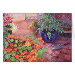 El jardín de Bonnie Tarjetas
