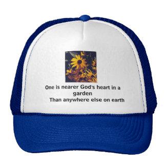 El jardín de dios - gorra