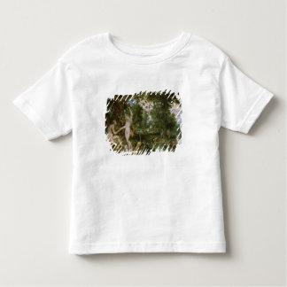 El jardín de Eden con la caída del hombre, c.1615 Camisas