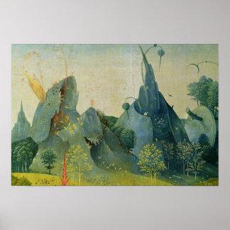 El jardín de Eden Posters