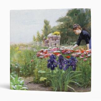 """El jardín de flores carpeta 1"""""""